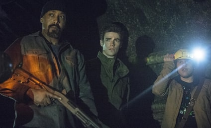 The Flash Spoilers: Jesse L. Martin Teases Season 1 Finale, Arrival of Grodd
