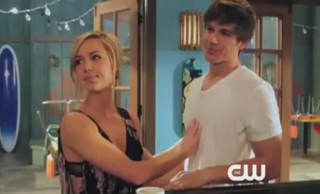 "90210 Clip: ""Mama Can You Hear Me?"""