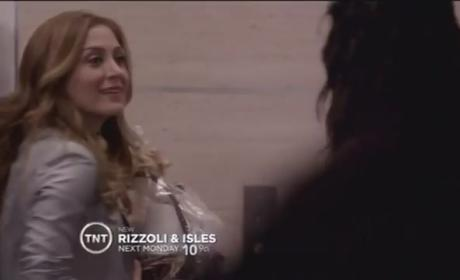 Rizzoli & Isles Episode Preview: A Blast from the Past