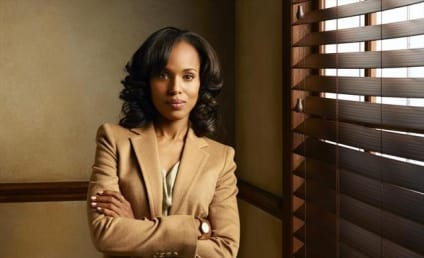 Scandal Interview with Kerry Washington: You Ask the Questions!
