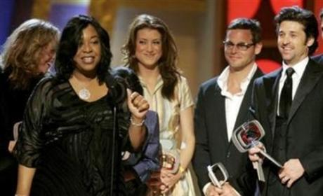 Grey's Anatomy is Early Emmy Favorite