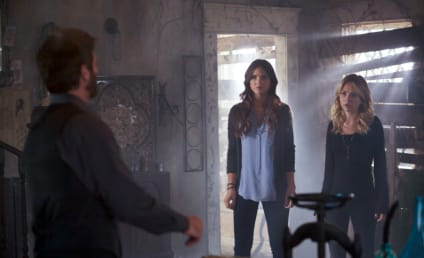 "The Secret Circle Season Finale Pics: ""Family"""