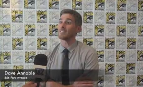 Dave Annable Comic-Con Interview