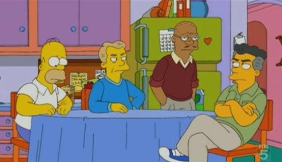 Homer and the Husbands