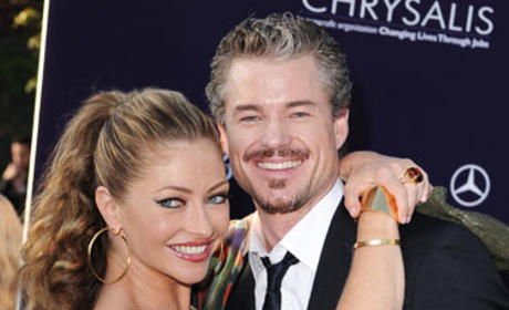 Eric Dane, Wife Step Out For Charity