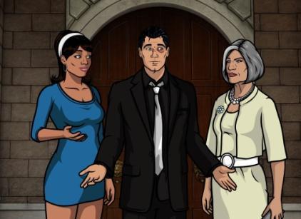 Watch Archer Season 5 Episode 3 Online