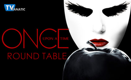 Once Upon a Time Round Table: Not So Charming