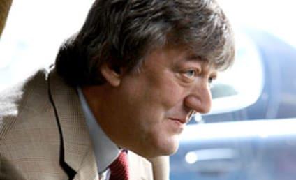 More on Stephen Fry's Return to Bones