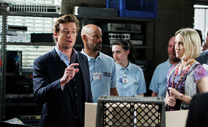 The Mentalist Review: Uh-oh. Jane's in Trouble.