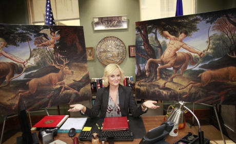 "Parks and Recreation Review: ""Jerry's Painting"""