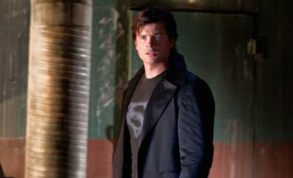 Smallville First Look: A Darker Superman