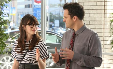 New Girl Review: Decisions and Relationships