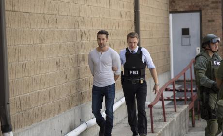 Tom under arrest? - The Blacklist Season 4 Episode 3