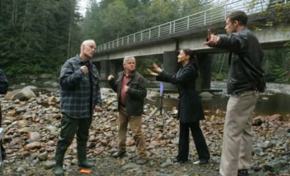 Eureka Season Finale Review: Down with Cliffhangers!