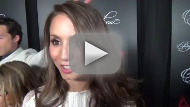 Troian Bellisario and Keegan Allen Interview