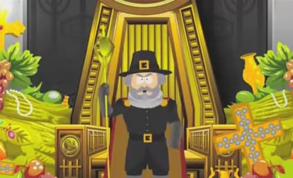 "South Park Preview: ""A History Channel Thanksgiving"""