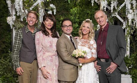 "The Big Bang Theory Photos from ""The Conjugal Conjecture"""
