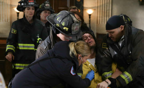 Chicago Fire Review: Jones Free Desires