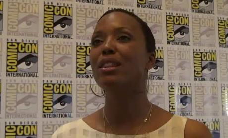 Aisha Tyler Talks Beer, Co-Parenting, Archer