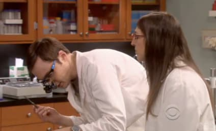 The Big Bang Theory Review: Trembling with Confidence