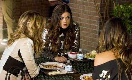 Pretty Little Liars: Watch Season 4 Episode 20 Online