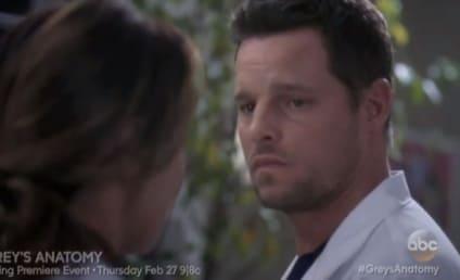 Grey's Anatomy Sneak Peek: Together Forever?