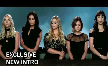 Pretty Little Liars New Opening