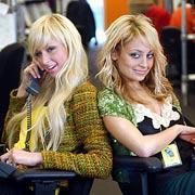 Paris and Nicole