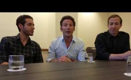 Royal Pains Cast and Producers Talk Family, Show Success