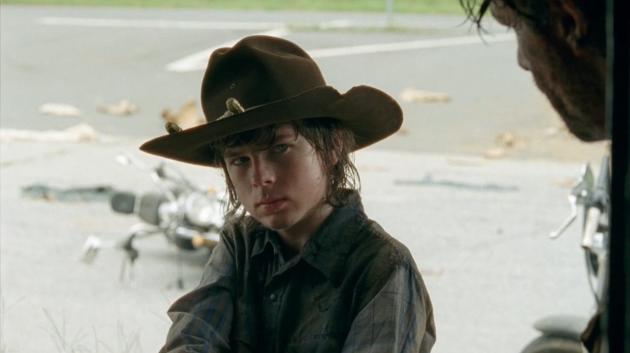 Carl is Still a Kid