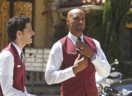 Watch Undercovers Season 1 Episode 6 Online