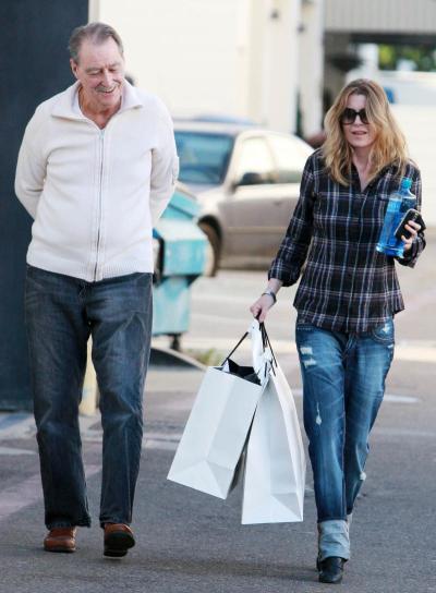 Ellen and Dad