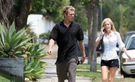 Report: Heidi Montag, Spencer Pratt Photos, Engagement Staged