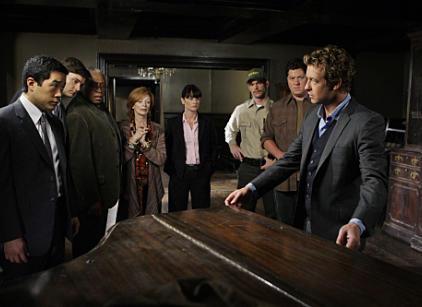 Watch The Mentalist Season 2 Episode 5 Online