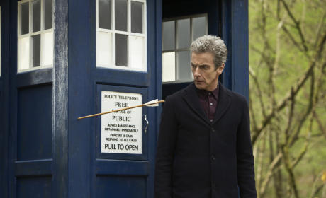 Doctor Who Review: A Bony Rascal and Men Too Merry