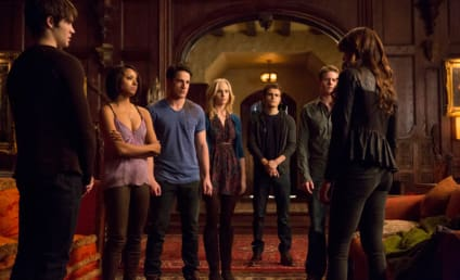 The Vampire Diaries First Look: Why is The Gang All Here?