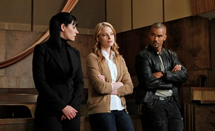 Rachel Nichols on Criminal Minds: First Look