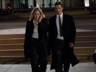 Mary and Marshall