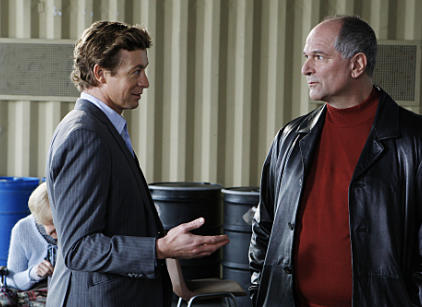 Watch The Mentalist Season 2 Episode 19 Online