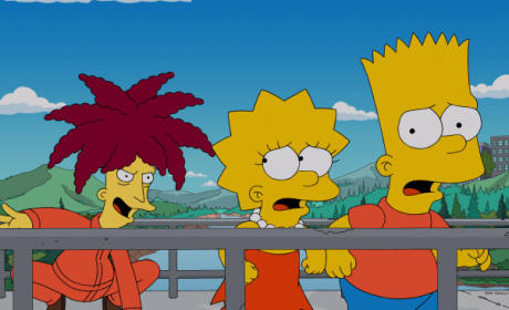 The Simpsons Review: Doubly Dull Feature
