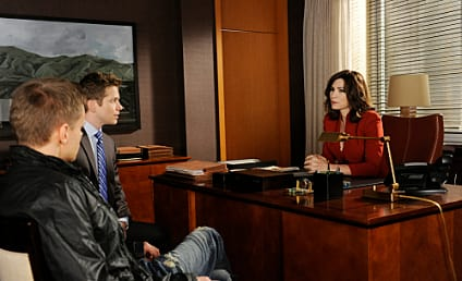 The Good Wife Season 4 Premiere: Who Fights the Law?