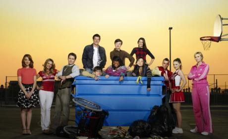 Glee Promo Photo