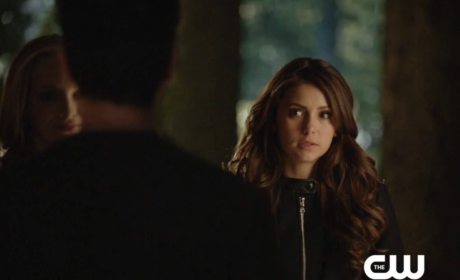 The Vampire Diaries Clip - An Awkward Reunion