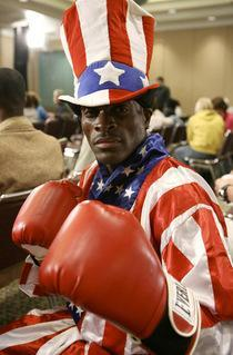 Apollo Creed Wanna-be