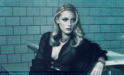 Blake Lively Featured in Interview Magazine