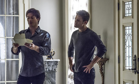 The Vampire Diaries Photo Preview: Be Her Guest?