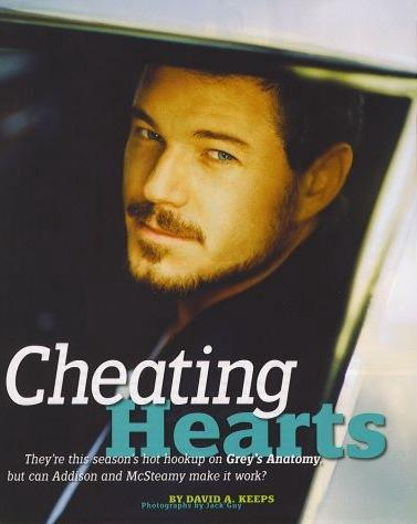 Cheating Hearts... But Good-Looking Ones