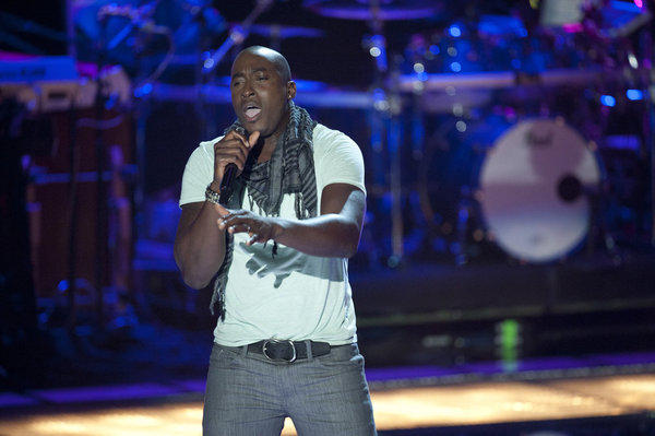Jermaine Paul's Blind Audition