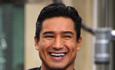 Mario Lopez Books Return to The X Factor