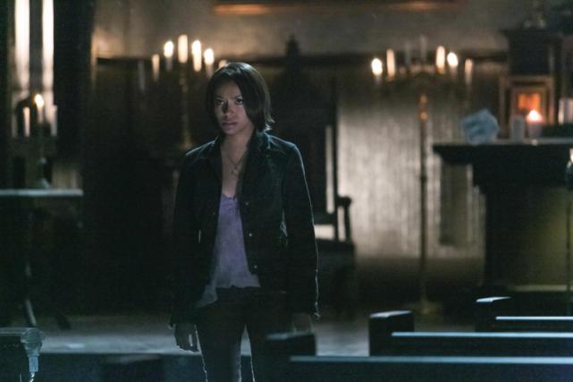 Bonnie Bennett -- The Vampire Diaries